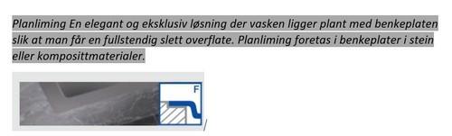 Planliming (F)