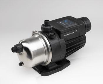 Pumper og filter