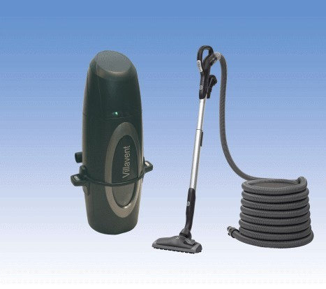 Støvsugersystem
