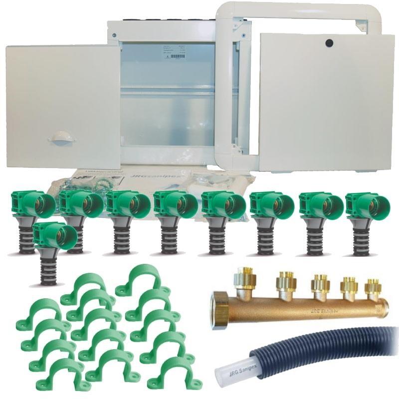 Sanipex tappevannssystem